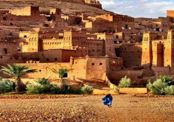 Fes Marrakech Desert Tour 5 Days
