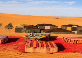 Marrakech Fez Desert Tour 3 Days