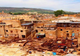 Tangier Fes 4 Days Tour