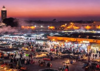 Marrakech Merzouga Desert Tour 4 Days