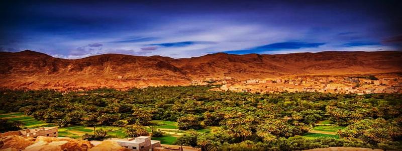 Marrakech Fes Desert tour 4 Days